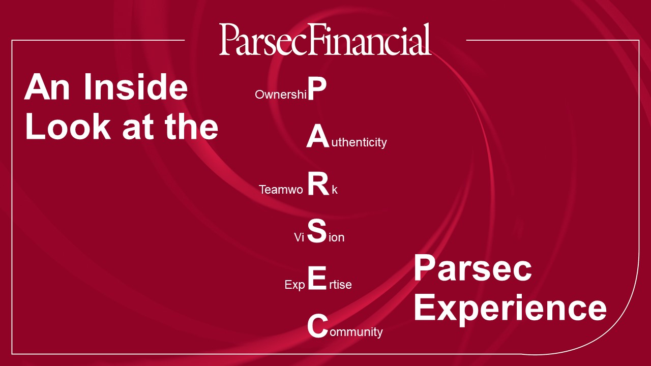 Parsec Financial Overview