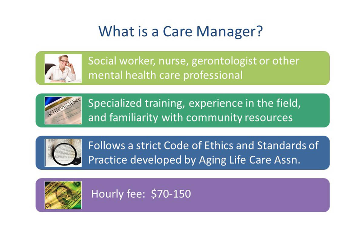 Seven Questions To Help Determine If You Need a Care Manager